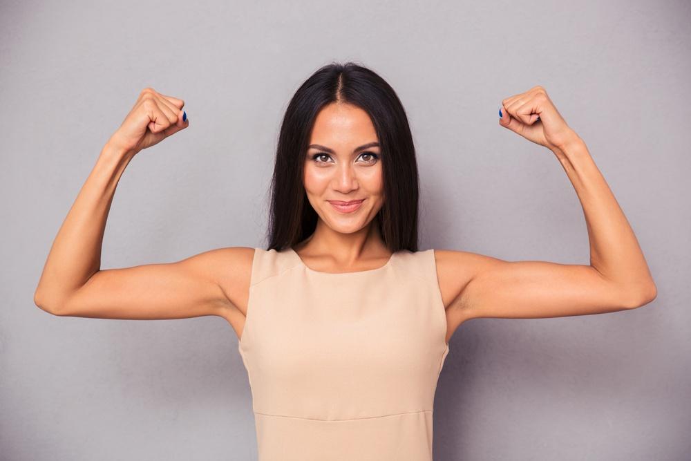 Powerful woman